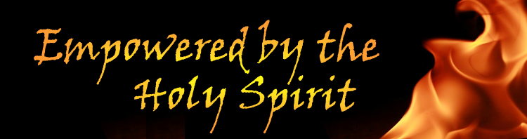 Spirit on learn about jesus banner
